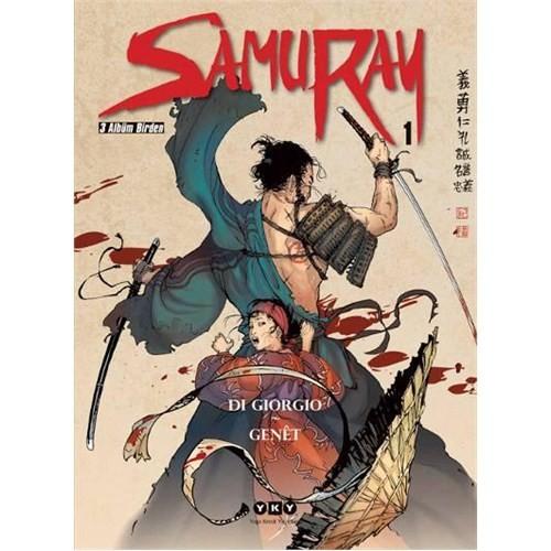 Samuray 1 - Jean-François di Giorgio