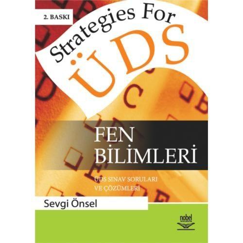 Strategies For Üds (Fen Bilimleri)