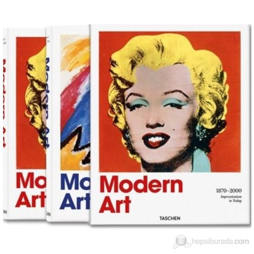 Modern Art Impressionism to Today