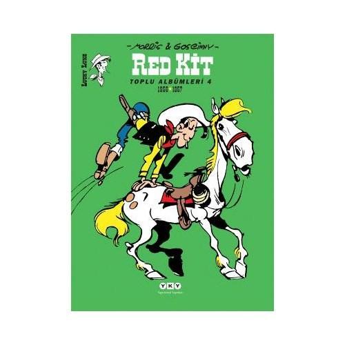 Red Kit - Toplu Albümleri 4 (1956-1957) - Goscinny