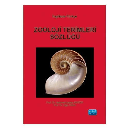 Zooloji Terimleri Sözlüğü (İngilizce-Türkçe)