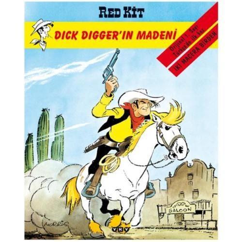 Red Kit 34 – Dick Digger'ın Madeni