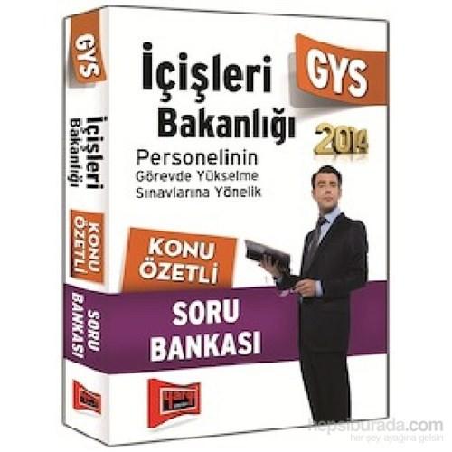 Yargı İçişleri Bakanlığı Gys Konu Özetli Soru Bankası-Kolektif