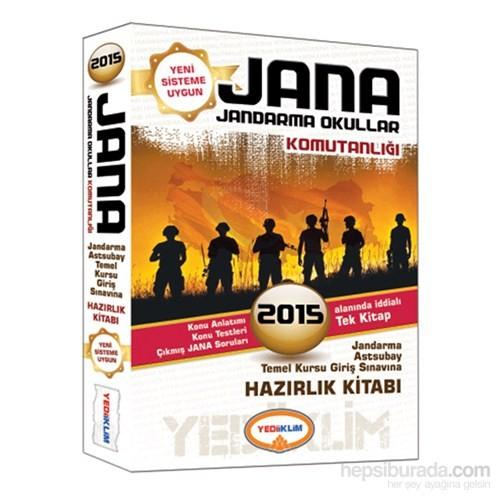Yediiklim Jana Jandarma Okullar Komutanlığı Hazırlık Kitabı-Kolektif