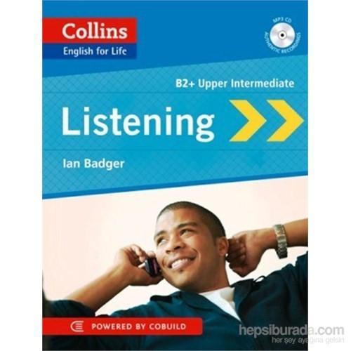 Collins English For Life Listening +Cd (B2+) Upper Intermediate - Ian Badger
