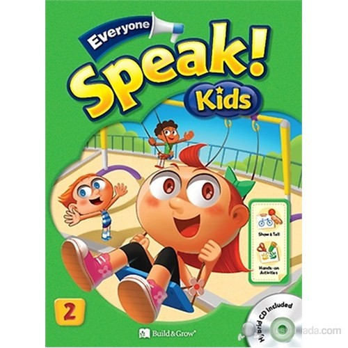 Everyone Speak Kids 2 with Workbook +Hybrid CD