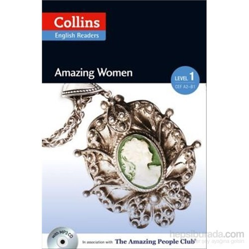 Amazing Women +CD (A.People Readers 1) A2