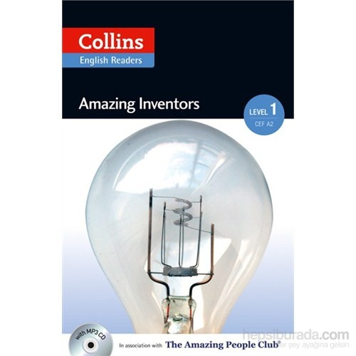 Amazing Inventors +CD (A.People Readers 1) A2