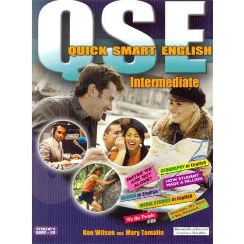Quıck Smart English Intermediate Student's Book + Cd