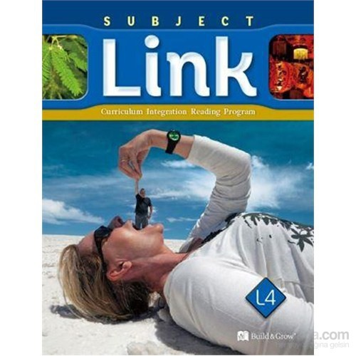 Subject Link L4 with Workbook +CD