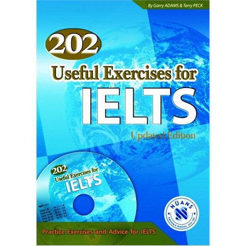 202 Useful Exercises for IELTS with MP3 CD - Garry Adams