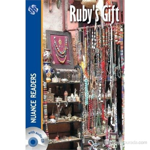 Ruby'S Gift +Cd (Nuance Readers Level–2) A1+-Sue Murray