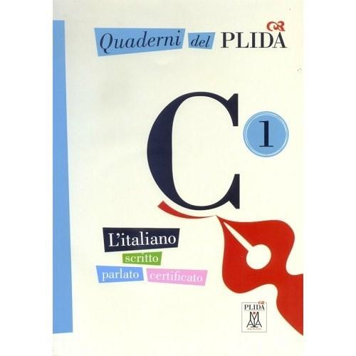 Quaderni del PLIDA – C1 (Kitap+CD) İtalyanca sınavlara hazırlık