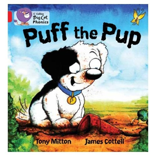Puff The Pup (Big Cat Phonics-2A Red)