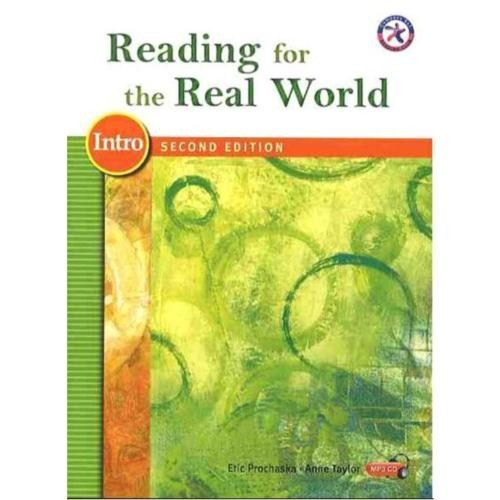 Reading for the Real World 1 +MP3 CD (2nd Edition)