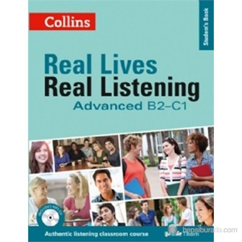 Real Lives, Real Listening Advanced B2-C1 +MP3 CD