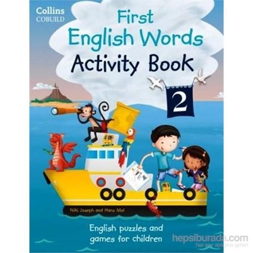 Collins Cobuild First English Words Activity Book 2-Hans Mol