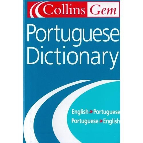 Collins Portuguese Dictionary (gem)