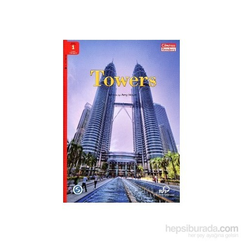 Towers + Downloadable Audio (Compass Readers 1) Below A1-Amy Houts
