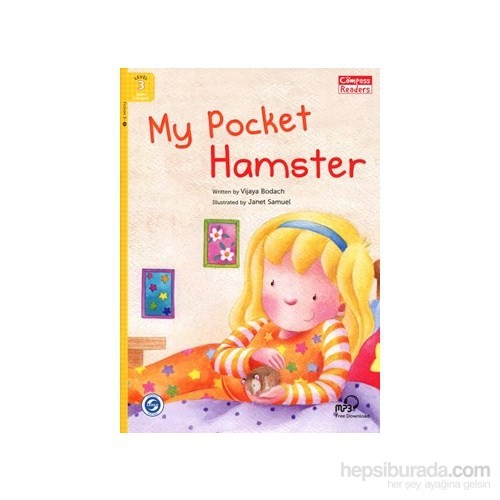 My Pocket Hamster +Downloadable Audio (Compass Readers 3) A1