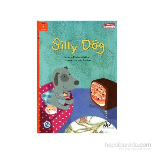 Silly Dog +Downloadable Audio (Compass Readers 2) A1