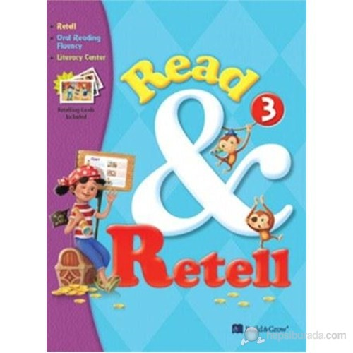 Read & Retell 3 with Workbook +CD