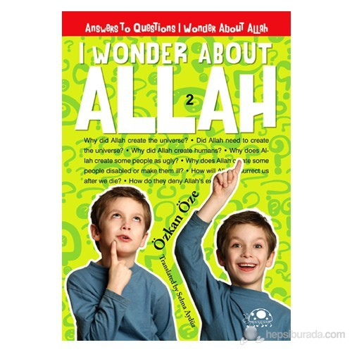 I Wonder About Allah 2