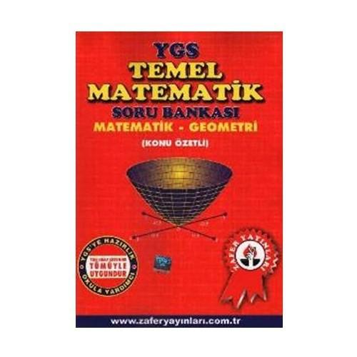 Zafer Ygs Temel Matematik Konu Özetli Soru Bankası