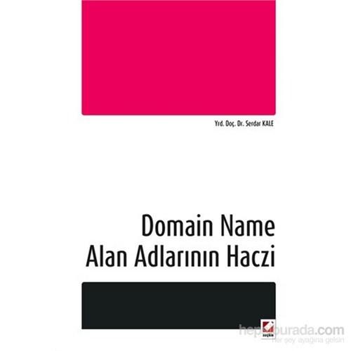 Domain Name, Alan Adlarının Haczi