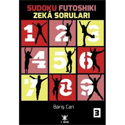 Sudoku Futoshiki Zeka Oyunları 3
