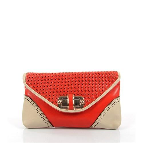 Luısıdo Py6235 Red Çapraz Bayan Çanta