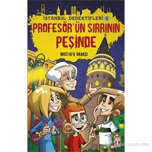 İstanbul Dedektifleri - Profesör'ün Sırrının Peşinde