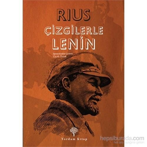 Çizgilerle Lenin-Rius