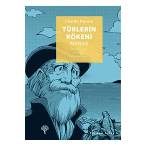 Türlerin Kökeni (Manga)-Charles Darwin