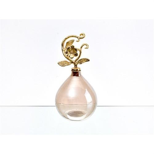 Lucky Art Gold Amber Yapraklı Dekor - Cd 016