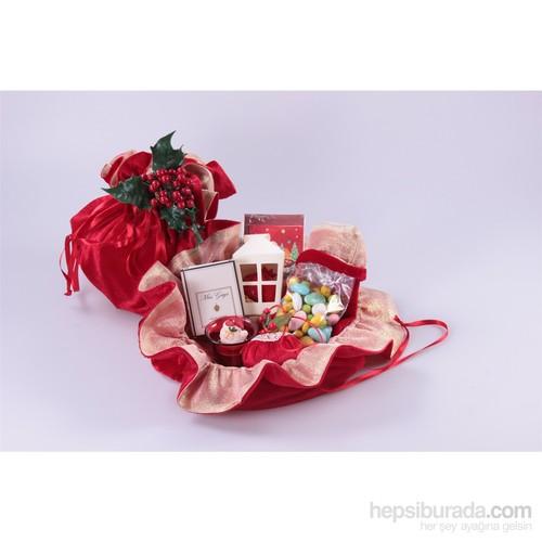 Miss Gaya Noel Kırmızı Kese 1