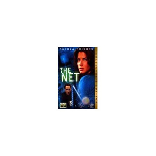 The Net (internette Av) ( DVD )