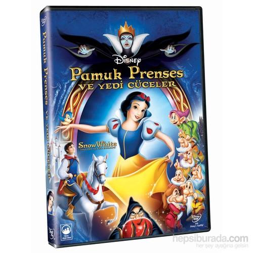 Snow White And The Seven Dwarfs (Pamuk Prenses Ve Yedi Cüceler) (DVD)