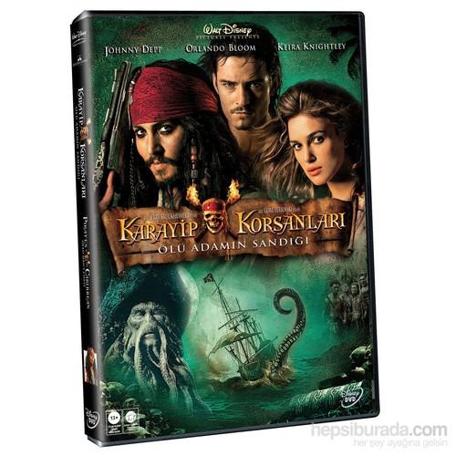 Pirates Of The Carribean 2: Dead Man's Chest (Karayip Korsanları 2: Ölü Adamın Sandığı) (DVD)