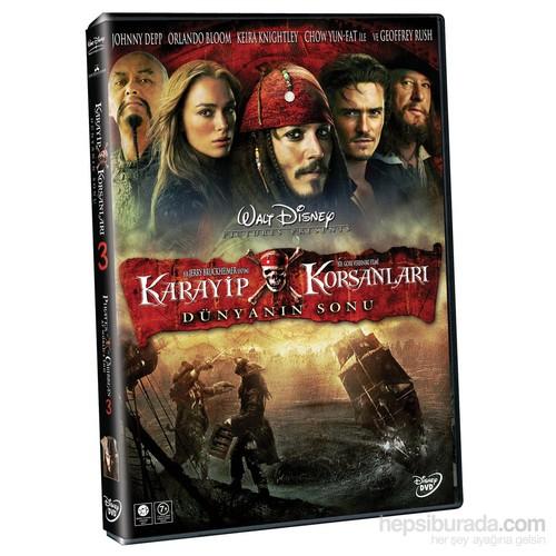 Pirates Of The Carribean 3: At World's End (Karayip Korsanları 3: Dünyanın Sonu) (DVD)