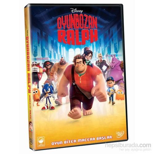 Wrecked Ir Ralph (Oyunbozan Ralph) (DVD)