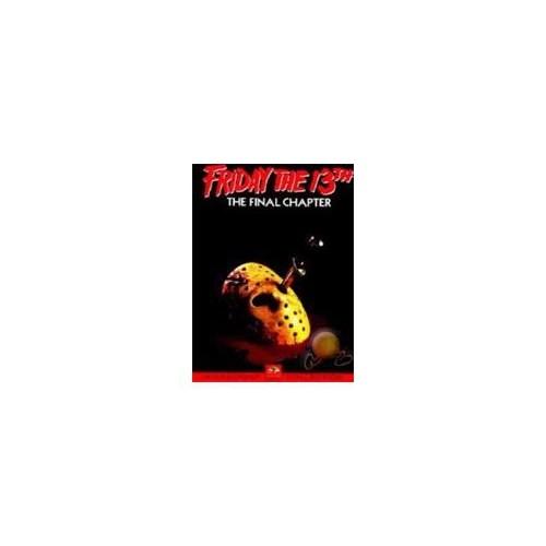 Frıday The 13th 4 (13. Cuma 4) ( DVD )