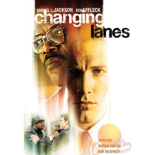 Changing Lanes (Çarpışma) ( DVD )