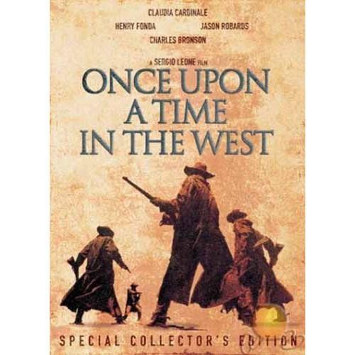 Once Upon A Time In The West (Bir Zamanlar Batıda)(Double) ( DVD )
