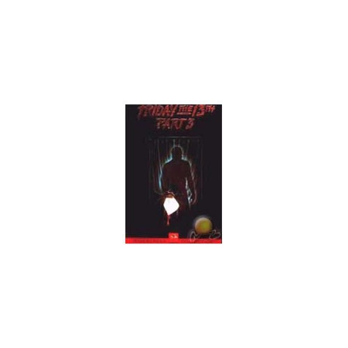 Frıday The 13th 3 (13. Cuma 3) ( DVD )