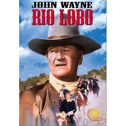 Rio Lobo ( DVD )