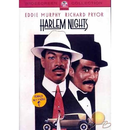 Harlem Nights (Harlem Geceleri) ( DVD )