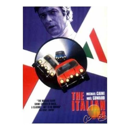 The Italian Job 1969 (İtalyan Usulu Soygun) ( DVD )
