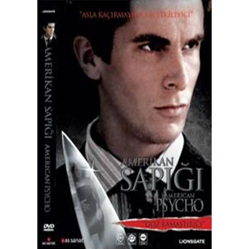 American Psycho (Amerikan Sapığı) ( DVD )