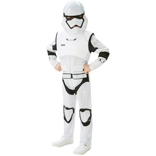 Star Wars Episode 7 Stormtrooper Kostüm Lüks 5-6 Yaş